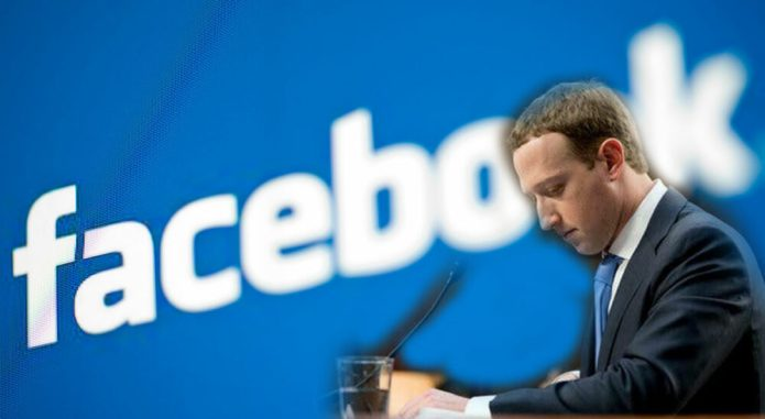 Facebook Growth Slowing To Record Lows