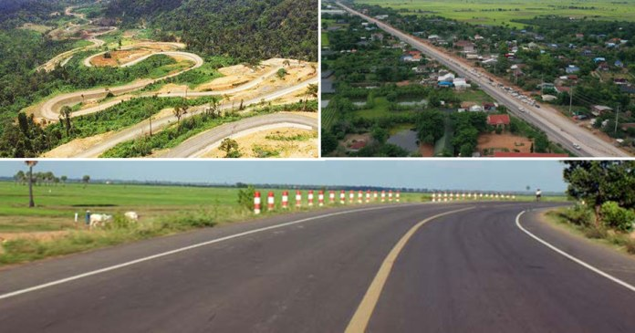 The largest infrastructure of essential location in Cambodia open for access and construct in March