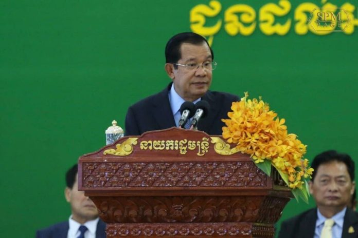 PM Hun Sen: China's Economic Growth Will Accelerate After Curbing the Spread of Coronavirus