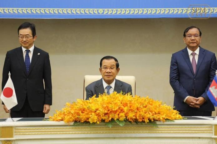 Japanese Official Development Assistance $310 million To Help Improve Cambodia's Economic and Social development