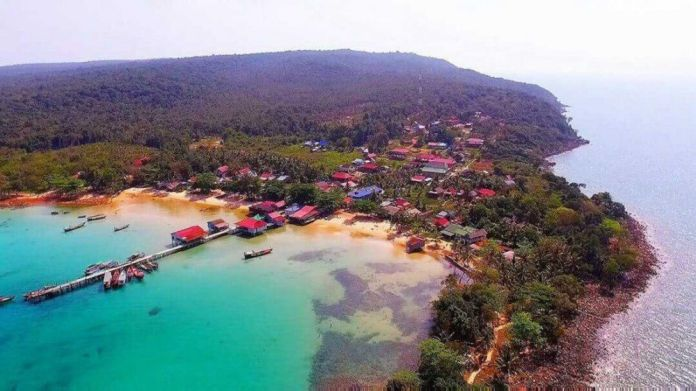 5 Potential Areas in Kep province attract tourists from all regions