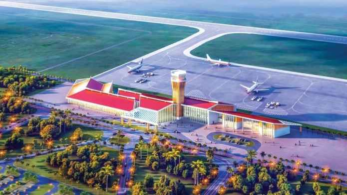 Dara Sakor Airport to be operational in June while currently testing