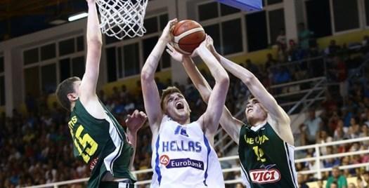 Image result for Euro Basketball U-18