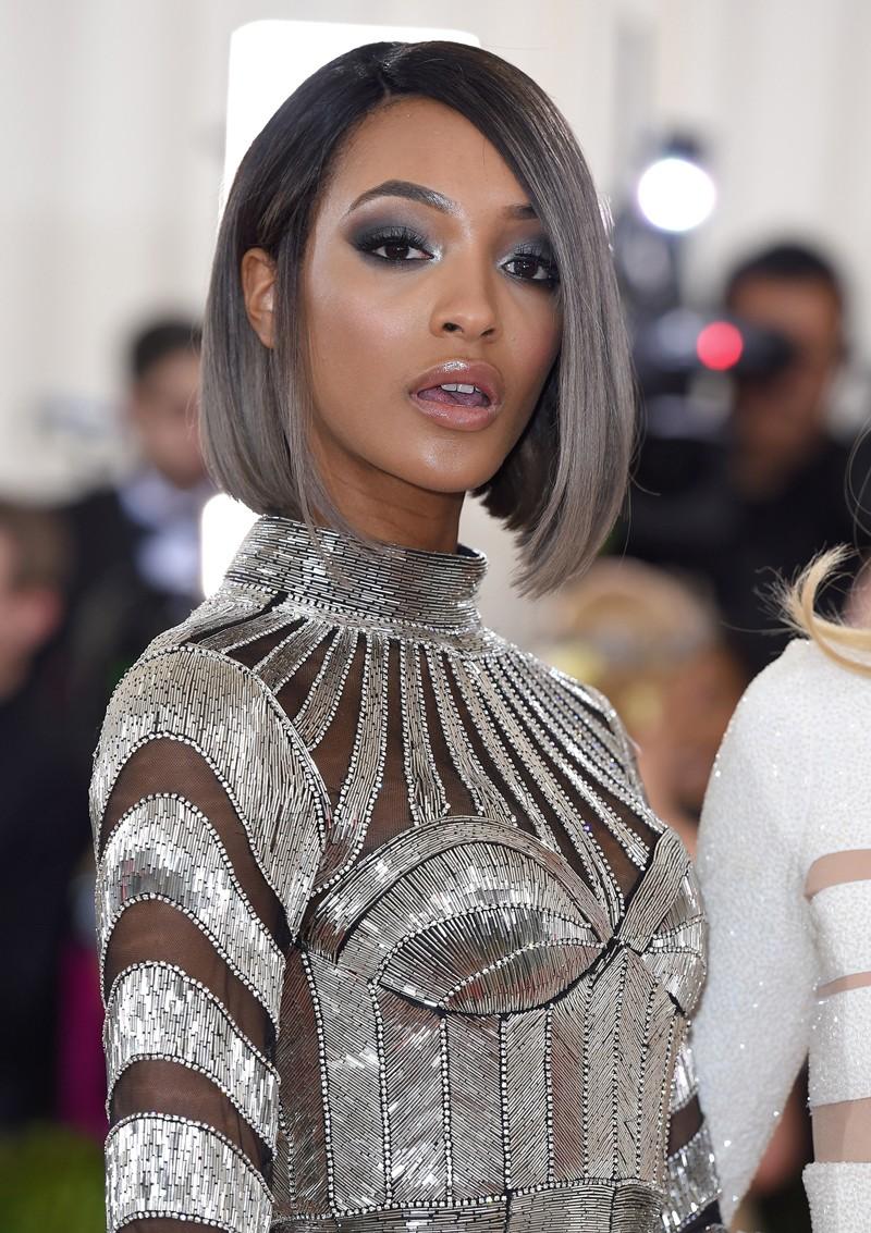 See The Best Met Gala Futuristic Hair Styles
