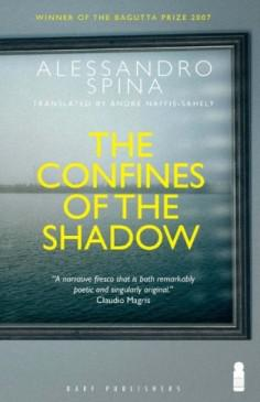 "Cover of the book ""The Confines of the Shadow"" by Alessandro Spina (source: Darf Publishers)"