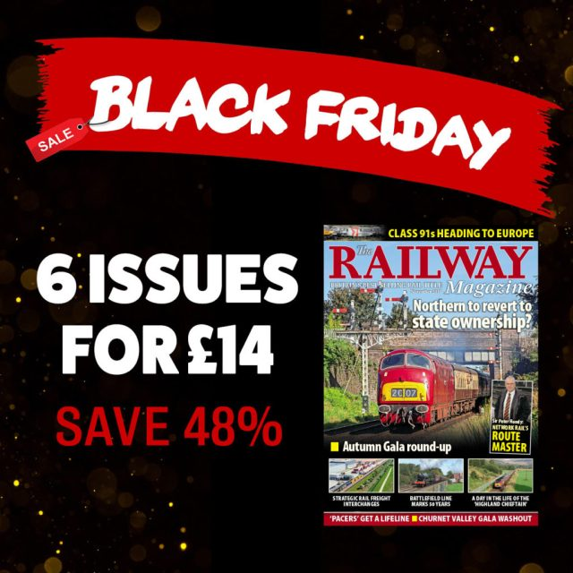 Black Friday The Railway Magazine