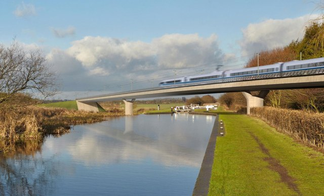 "Those in charge of the HS2 project have been been accused of ""fiddling the figures"" by the deputy chairman of the project's review panel."