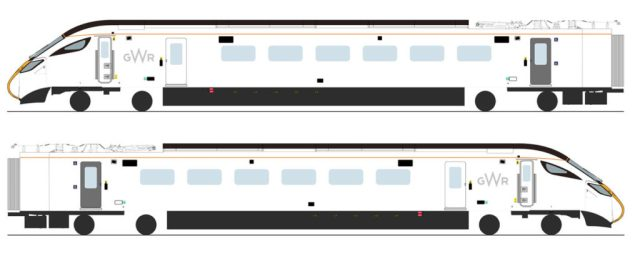 Design GWR train livery to support NHS & key workers