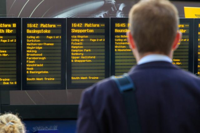 Thousands of train passengers complained about ticketing and refunds following the coronavirus outbreak, new figures show.