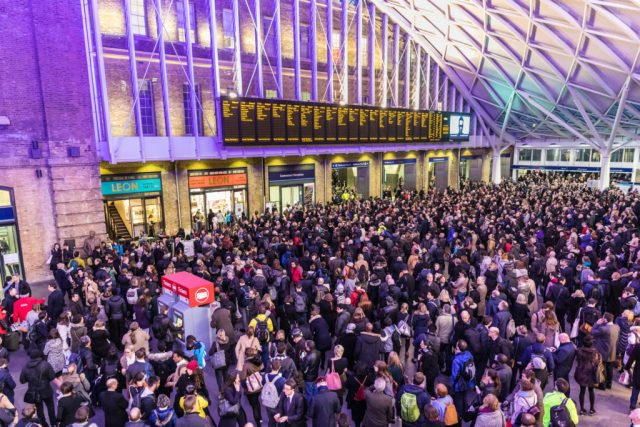 Transport Secretary urges people to consider avoiding Christmas travel