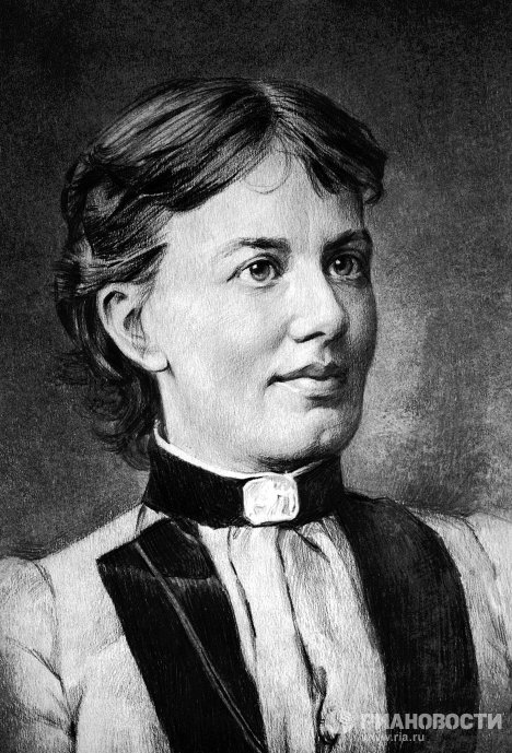 The intelligence of Sofya Kovalevskaya, an outstanding Russian mathematician, was appreciated by 3% of survey respondents. Her beauty, however, remained underestimated.