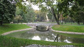 Mikhailovsky garden