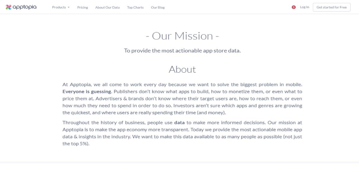 apptopia-mission Unique Content how to create brand awareness create brand awareness content for brand awareness