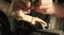 making of a violin