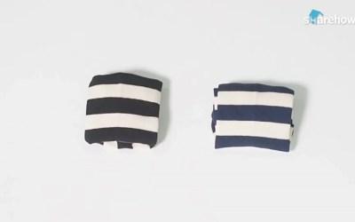 2 Simple ways to Fold Socks