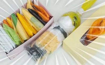3 Ways Storage Plastic bags