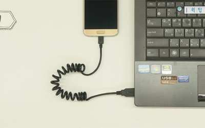 No more tangled cables! Here's how to keep it short and organized!