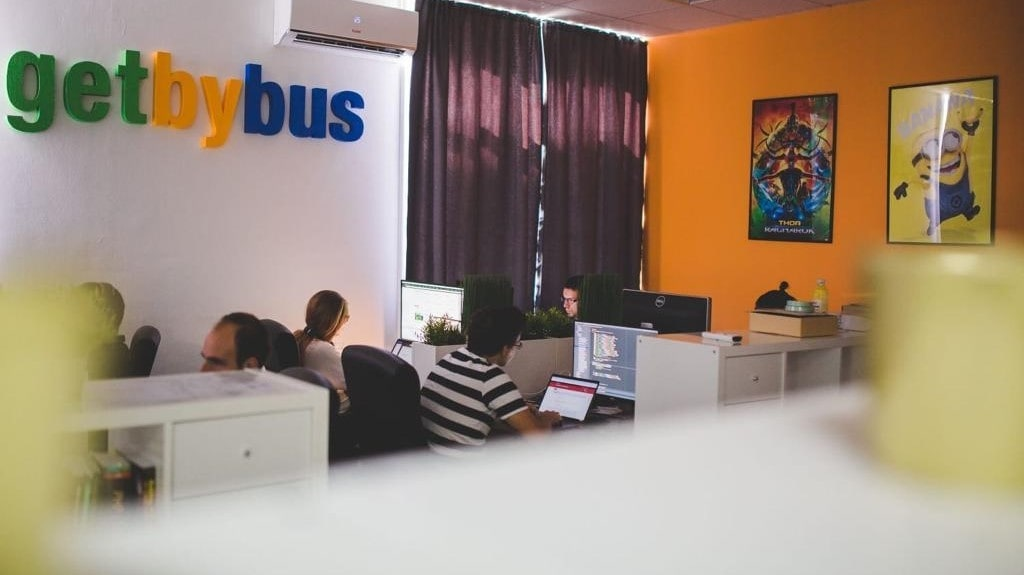 GetByBus offices