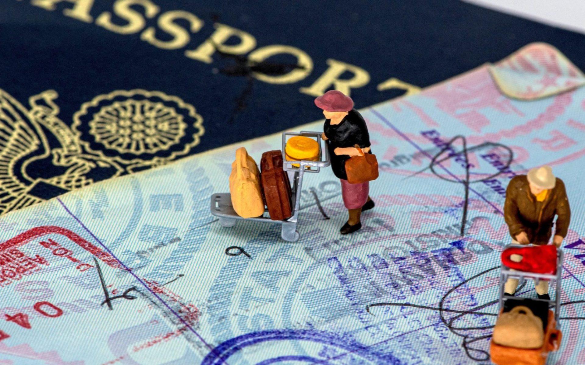 digital nomad residence permit visual