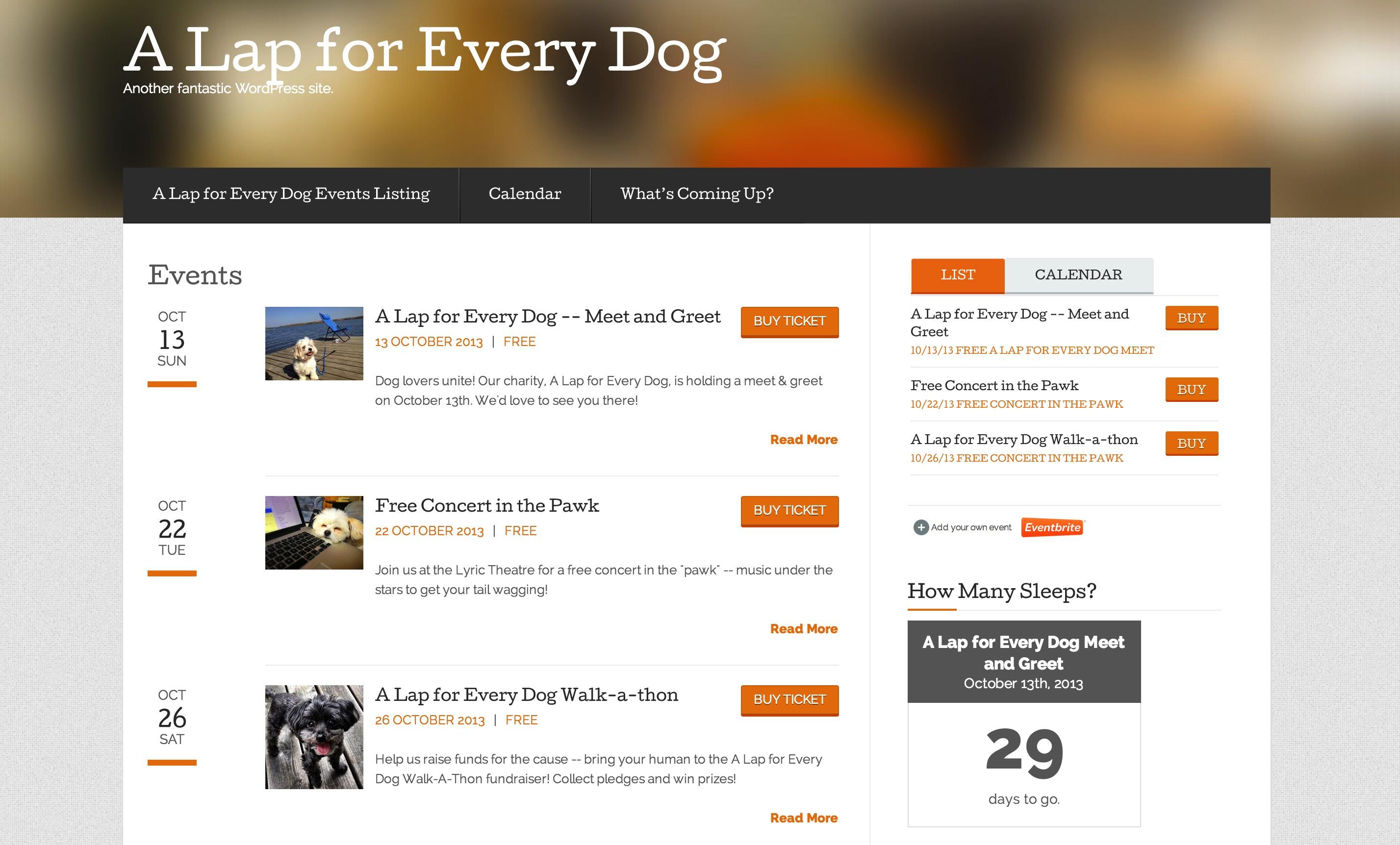 eventslistingpage