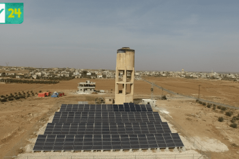 Alternative Energy to Operate Water Stations