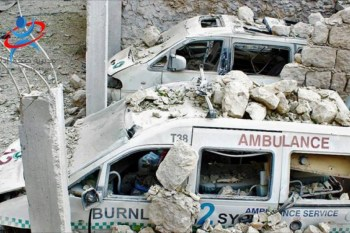 Renewed Attacks on Health Facilities to Force Civilian Population out of Their Homes