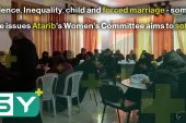 Violence, Inequality, child and forced marriage – some of the issues Atarib's Women's Committee aims to solve