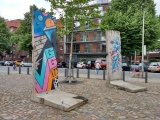 "<h5>Thanks Windschattenwanderer</h5><p>© <a href=""http://www.waymarking.com/waymarks/WMW3CZ_2_Teilstcke_der_Berliner_Mauer_Hamburg_Deutschland"" target=""_blank"" >Windschattenwanderer</a></p>"