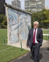 """<h5>Thanks Thomas Imo</h5><p>Frank-Walter Steinmeier, German Minister of Foreign Affairs, at UN's Rose Garden. Courtesy by © Thomas Imo/<a href=""""http://photothek.net"""" target=""""_blank"""" >photothek.net</a></p>"""
