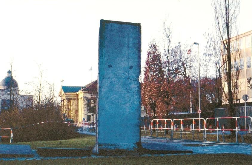 The Berlin Wall in Munich, Germany