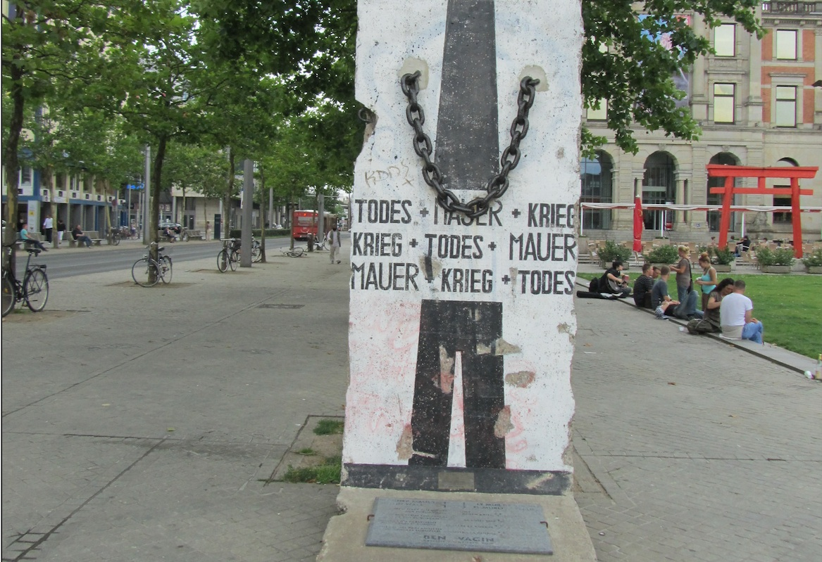 Berlin Wall in Bremen