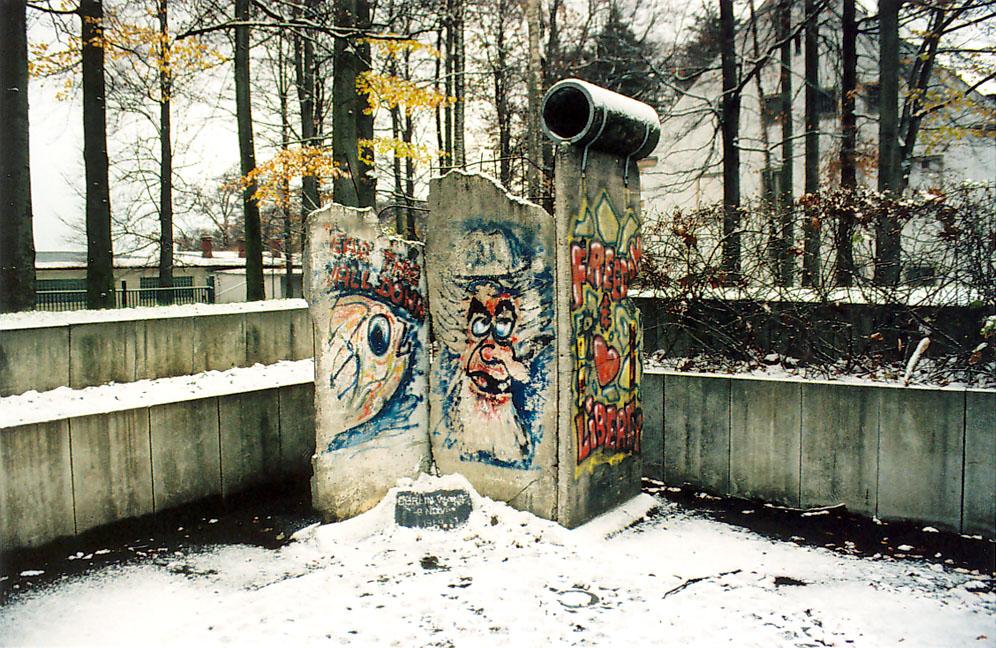Berlin Wall in Stuttgart