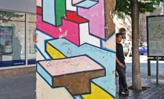 Berlin Wall in Nuremberg