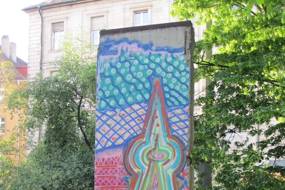 Berlin Wall in Würzburg