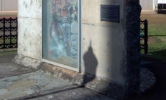 Berlin Wall in Hawaii