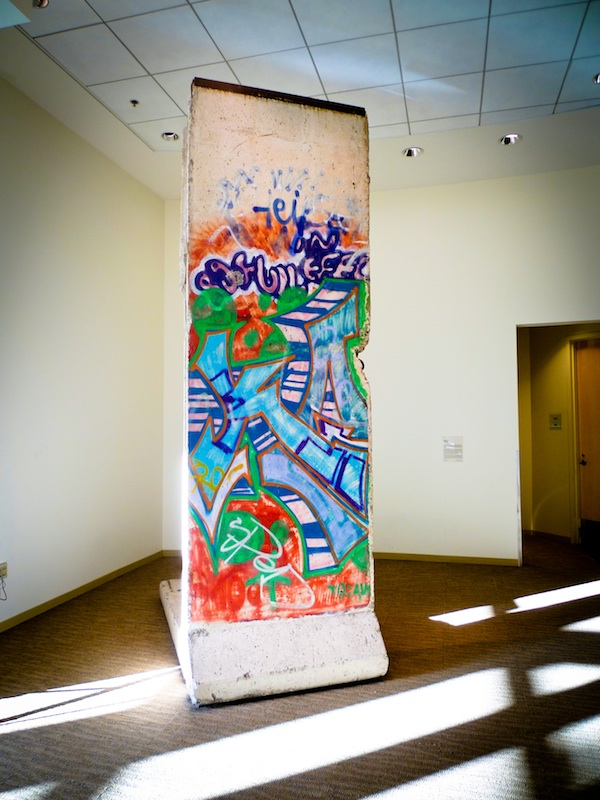 Berlin Wall in Redmond