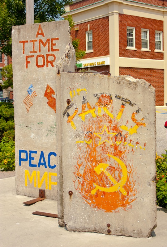 Berlin Wall in Portland