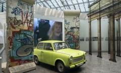 Berlin Wall in Bonn, Germany
