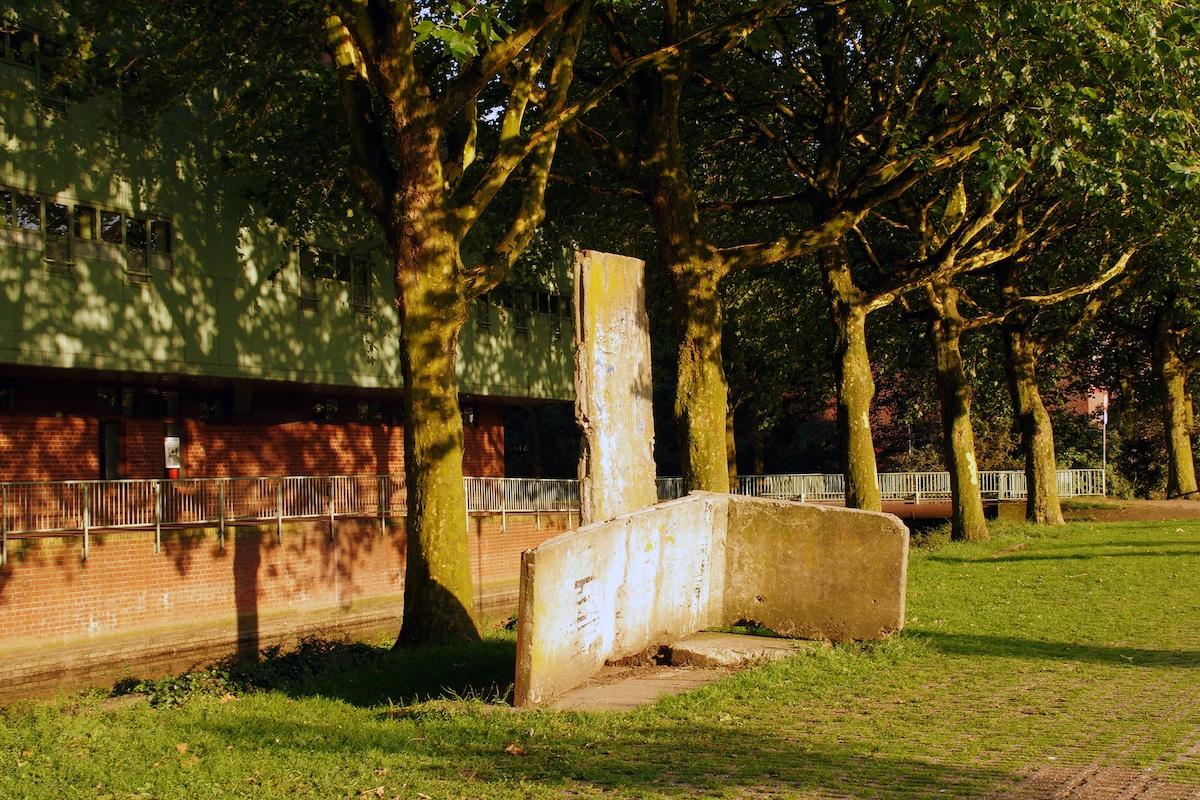 Berlin Wall in Bocholt