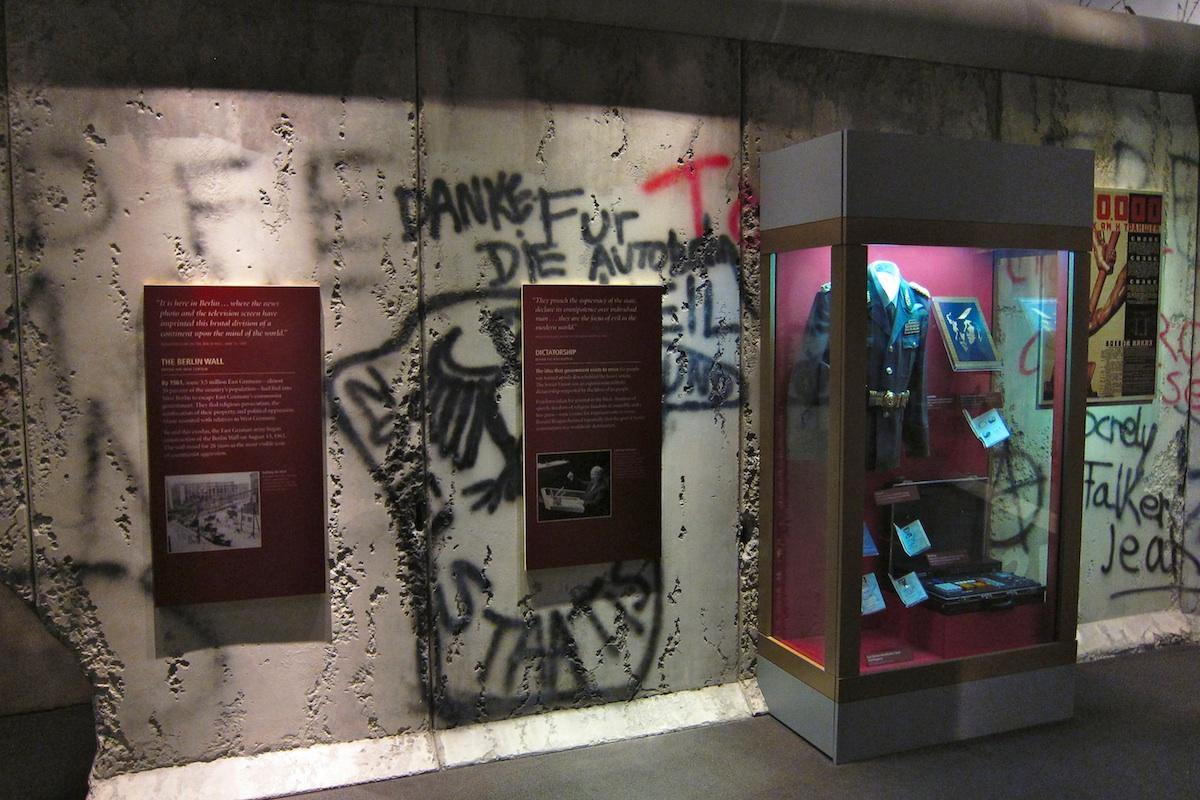 Berlin Wall in Simi Valley