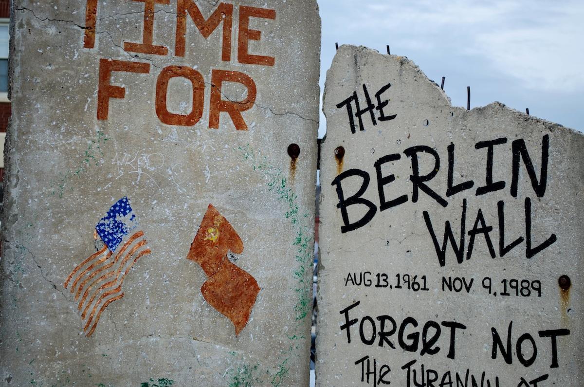 Berlin Wall in Portland