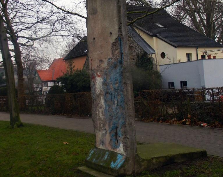 Berlin Wall in Herford