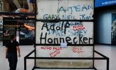 Berlin Wall in McMinnville