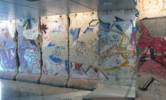 Berlin Wall in Buenos Aires