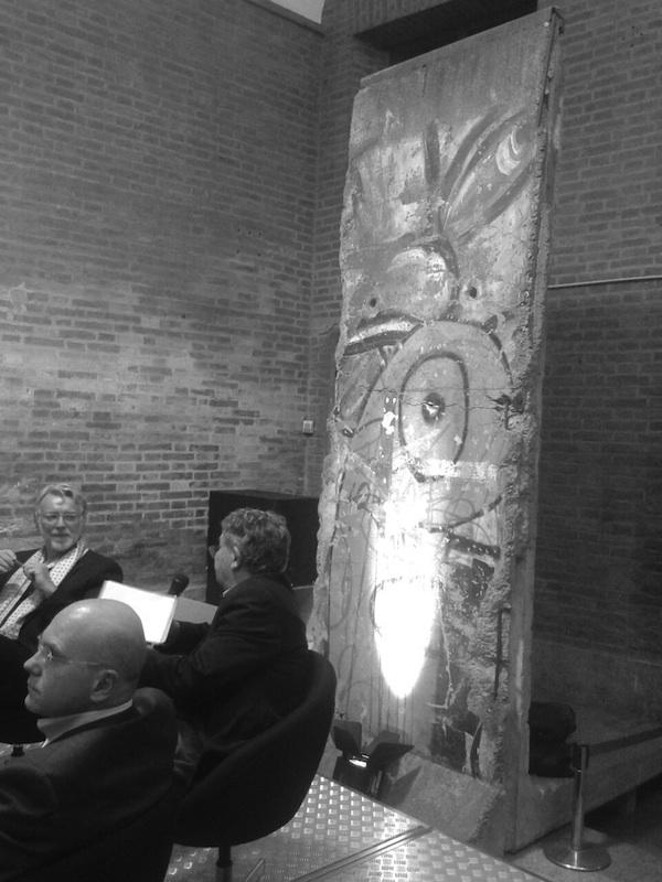 Berlin Wall in Modena