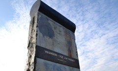 Berlin Wall in Vilshofen