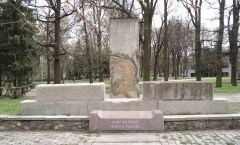 Berlin Wall in Riga