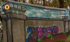 Berlin Wall in Breda