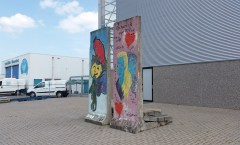 Berlin Wall in s'Heerenberg