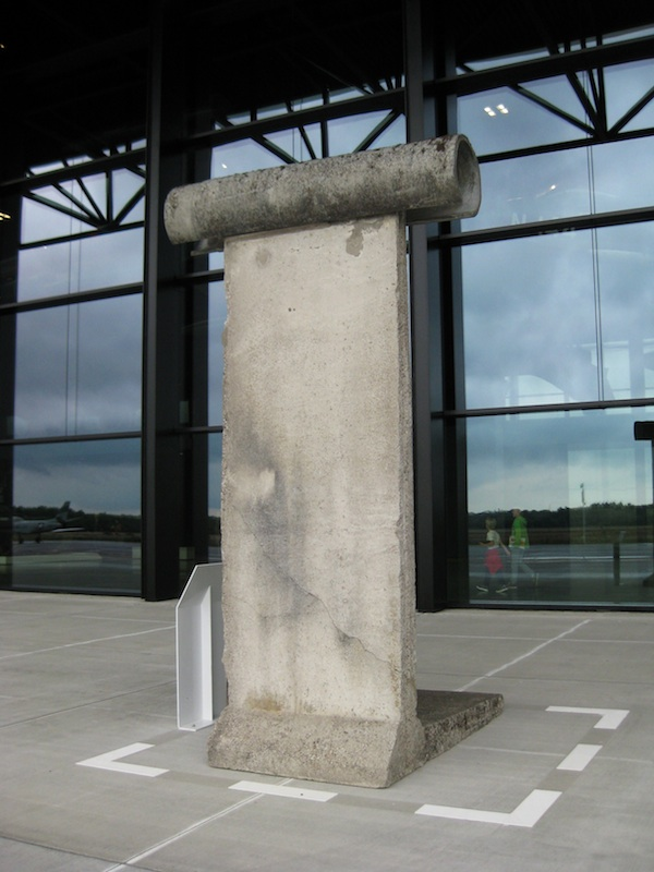 Berlin Wall in Soesterberg